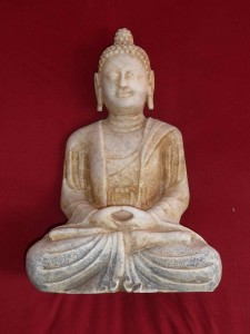 Buddhapaaroedbaggrund